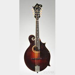 American Mandolin, Gibson Mandolin-Guitar Company, Kalamazoo, 1926, Style F-4