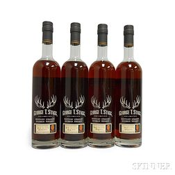 Buffalo Trace Antique Collection George T. Stagg, 4 750ml bottles