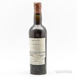 Cockburn Port 1908, 1 bottle