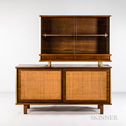James Phillips & Son Sideboard and China Cabinet