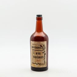 Overholt 1911, 1 quart bottle