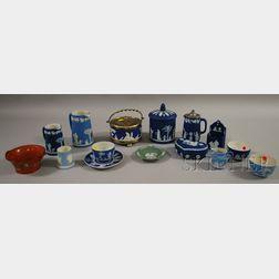 Fifteen Pieces of Assorted Wedgwood Ceramics