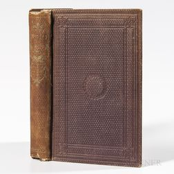 Thoreau, Henry David (1817-1862) Letters.