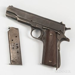 Remington Rand Model 1911A1 U.S. Army Semiautomatic Pistol