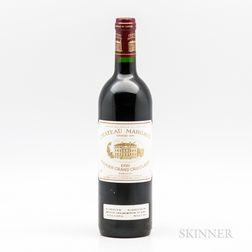 Chateau Margaux 1999, 1 bottle