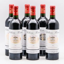 Chateau Kirwan 2005, 6 bottles