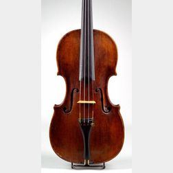 German Violin, c. 1760