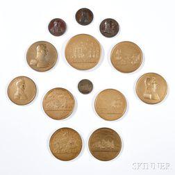 Thirteen Naval Medals