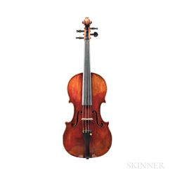 German Violin, Attributed to Albert Knorr