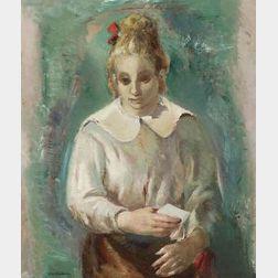 Jon Corbino (Italian/American, 1905-1964)  The Letter