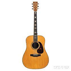 C.F. Martin & Co. D-45 Acoustic Guitar, 1941