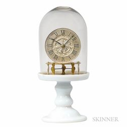 "Terryville Torsion ""Candlestick"" Clock"