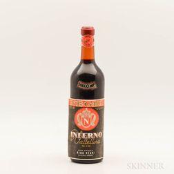 Nino Negri Valtellina Inferno 1957, 1 bottle