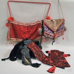 Assorted Group of Purses, Bags, and Fashion Accessories