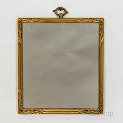 JH Miller Gilt Frame Mirror