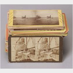 Maritime Stereocards