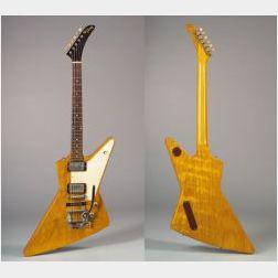 American Electric Guitar, Gibson Incorporated, Kalamazoo, 1958/63, Model Explorer