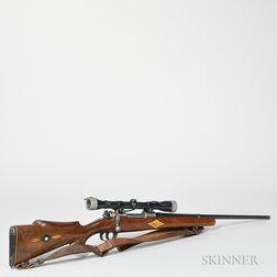 DWM Argentine Mauser Model 1909 Bolt-action Sporting Rifle