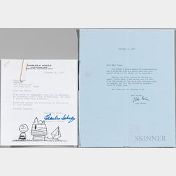 Collection of Letters, Writers and Artists, 1967.