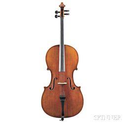 Italian Violoncello, Attributed to Genuzio Carletti, c. 1949