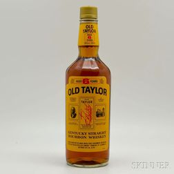Old Taylor 6 Years Old, 1 bottle
