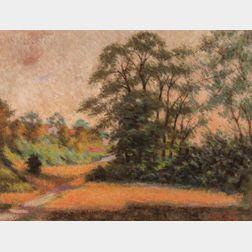 Jacques Markiel (Polish, 1911-2008)      Clichy-sous-Bois
