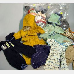 Lot of Rompers and Snowsuits