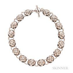 Sterling Silver Necklace, Barry Kieselstein-Cord