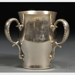 Whiting Manufacturing Co. Sterling Loving Cup