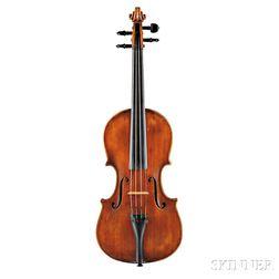 Modern Italian Violin, Attributed to Giovanni Pistucci, Naples