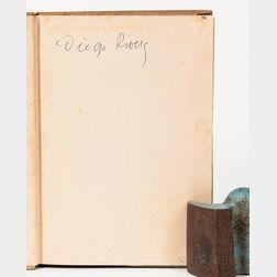 Rivera, Diego (1886-1957) Portrait of America  , Signed Copy.