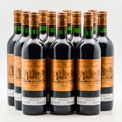 Chateau dIssan 2000, 11 bottles