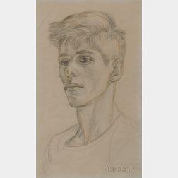 Paul Cadmus (American, 1904-1999)      Donny Nardona