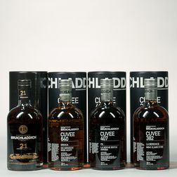 Bruichladdich 21 Years Old, 4 750ml bottles