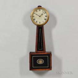 "Simon Willard & Son No. 4449 Patent Timepiece or ""Banjo"" Clock"
