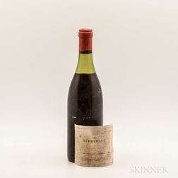 Pierre Engel Echezeaux 1971, 1 bottle