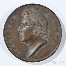 Commodore Matthew C. Perry Medal