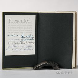 Childs, Herbert (1929-2012) An American Genius: the Life of Ernest Orlando Lawrence  , Special Signed Copy.