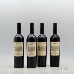Altamura Cabernet Sauvignon 1996, 4 bottles