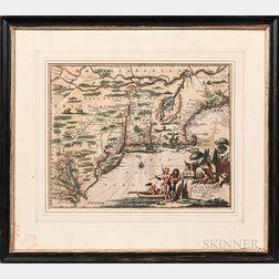 Nova Belgii Quod Nunc Novi Jork Vocatur, Novae Angliae & Partis Virginiae