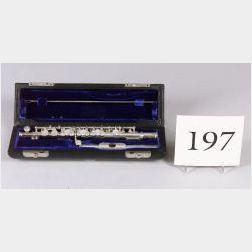 Modern American Piccolo, William S. Haynes Company, Boston