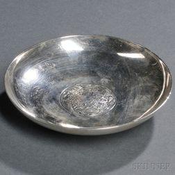 Small Arthur Stone (1847-1938) Dish