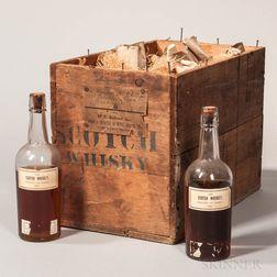 Scotch Whiskey 1885, 1 bottle