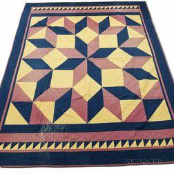 Geometric Pattern Quilt
