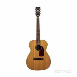 Harmony H162 Folk Acoustic Guitar, c. 1965