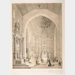 De la Escosura, Patricio (1807-1878) Espana Artistica y Monumental