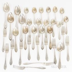 Group of Towle Sterling Silver Flatware