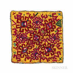 Tekke Silk Embroidery