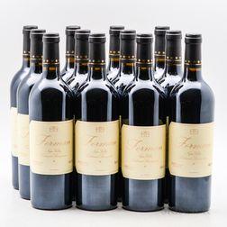 Forman Cabernet Sauvignon 2013, 12 bottles