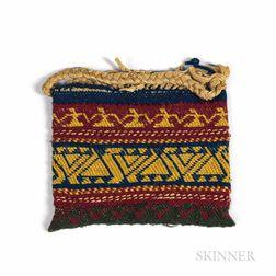 Great Lakes Finger-Woven Charm Bag